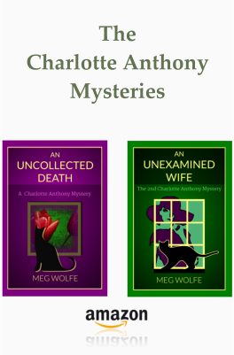 The Charlotte Anthony Mysteries